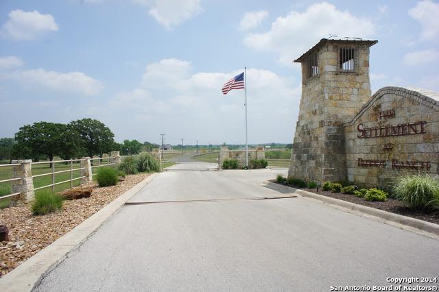 LOT 169 Flash Circle, Luling, TX 78648 (MLS #1071275) :: Magnolia Realty