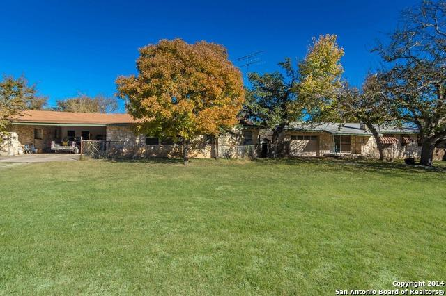 6268 Hwy 27 East, Center Point, TX 78010 (MLS #1089600) :: Neal & Neal Team