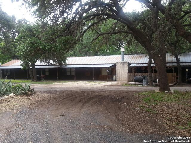 1100 Cold Springs, Rio Frio, TX 78873 (MLS #1114390) :: Ultimate Real Estate Services