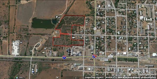 611 Truehart St, Dilley, TX 78017 (MLS #1116017) :: ForSaleSanAntonioHomes.com