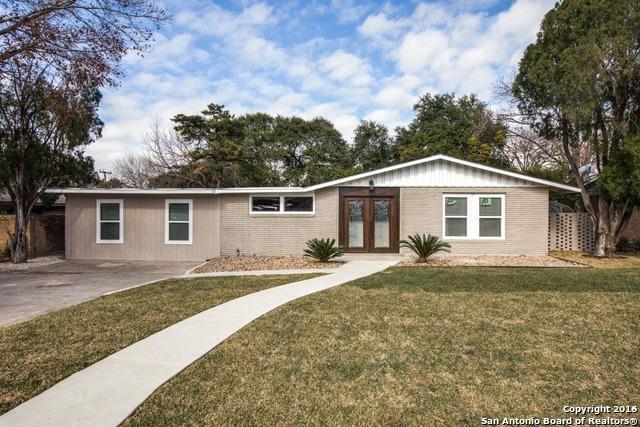 75 Camellia Way, San Antonio, TX 78209 (MLS #1155353) :: Exquisite Properties, LLC