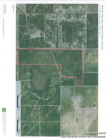 0 Fm 1554 - 150 Acres, Alice, TX 78332 (MLS #1210487) :: NewHomePrograms.com LLC