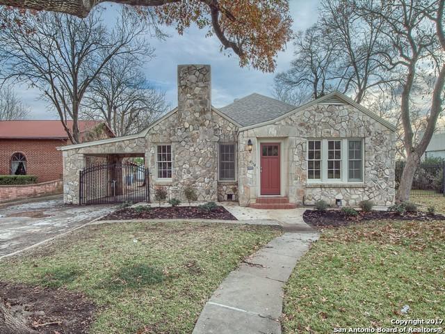 2154 W Summit Ave, San Antonio, TX 78201 (MLS #1221587) :: Exquisite Properties, LLC