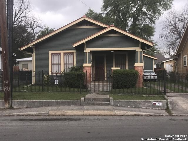 711 Evergreen Ct, San Antonio, TX 78212 (MLS #1229076) :: Exquisite Properties, LLC