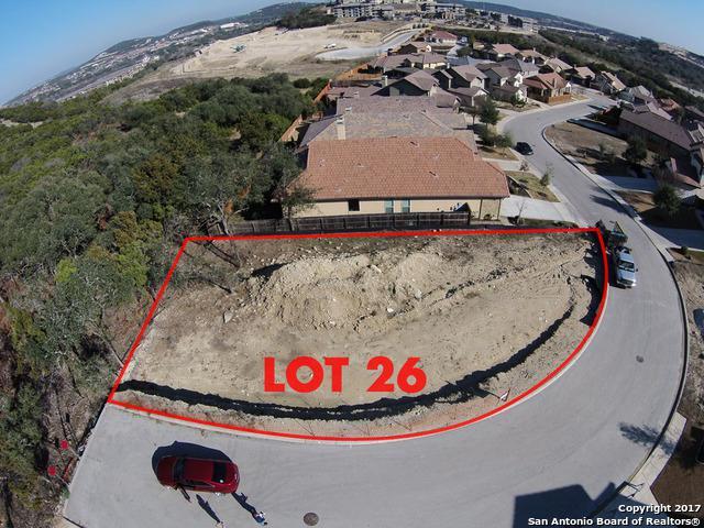 LOT 26 Bella Mist, San Antonio, TX 78256 (MLS #1232630) :: The Graves Group