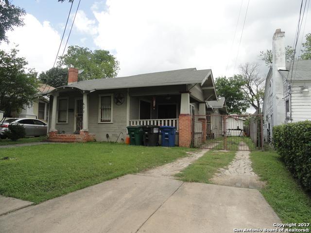 633 E Park Ave, San Antonio, TX 78212 (MLS #1236593) :: Exquisite Properties, LLC