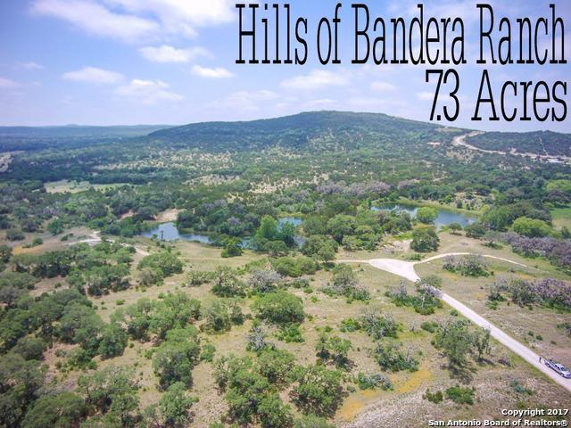 LOT 17-A Hills Of Bandera, Bandera, TX 78003 (MLS #1240257) :: Magnolia Realty