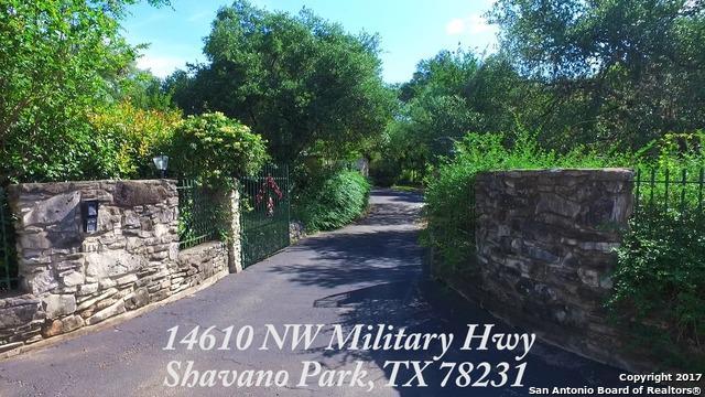 14610 NW Military Hwy, Shavano Park, TX 78231 (MLS #1241217) :: The Castillo Group