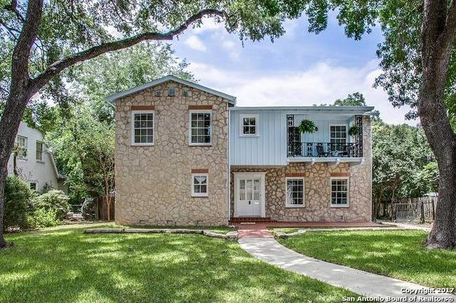 2130 W Summit Ave, San Antonio, TX 78201 (MLS #1243209) :: Exquisite Properties, LLC