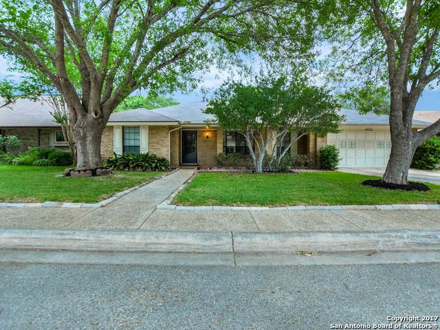 14714 Hidden Glen Woods, Shavano Park, TX 78249 (MLS #1243432) :: Ultimate Real Estate Services