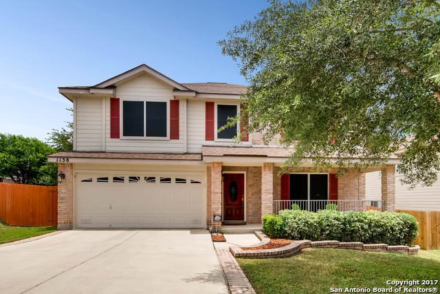 1138 Rattler Gap, San Antonio, TX 78251 (MLS #1245344) :: The Castillo Group