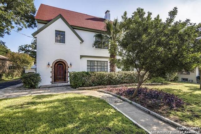 127 E Mistletoe Ave, San Antonio, TX 78212 (MLS #1247737) :: Exquisite Properties, LLC