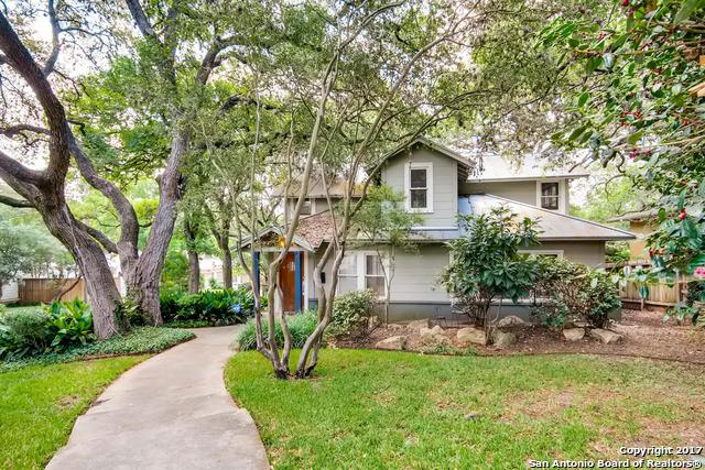 602 Lamont Ave, Alamo Heights, TX 78209 (MLS #1248680) :: Ultimate Real Estate Services