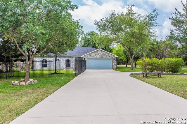 1014 Midnight Dr, San Antonio, TX 78260 (MLS #1248699) :: The Castillo Group
