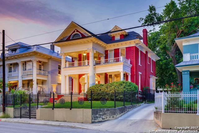 111 W Ashby Pl, San Antonio, TX 78212 (MLS #1249620) :: Exquisite Properties, LLC