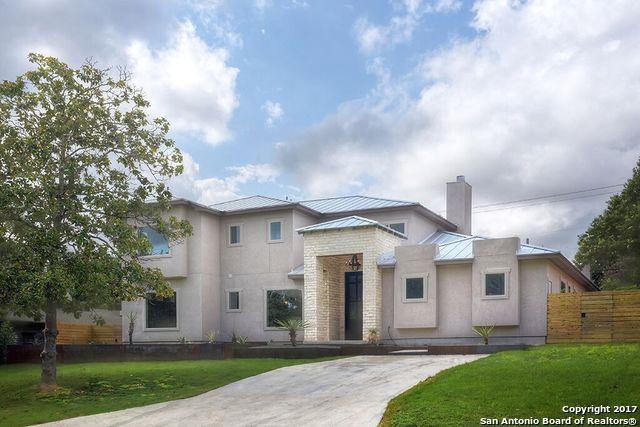 616 Canterbury Hill St, Terrell Hills, TX 78209 (MLS #1249664) :: The Castillo Group