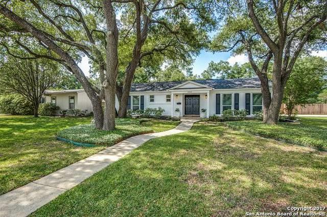 2002 Edgehill Dr, San Antonio, TX 78209 (MLS #1249790) :: Exquisite Properties, LLC