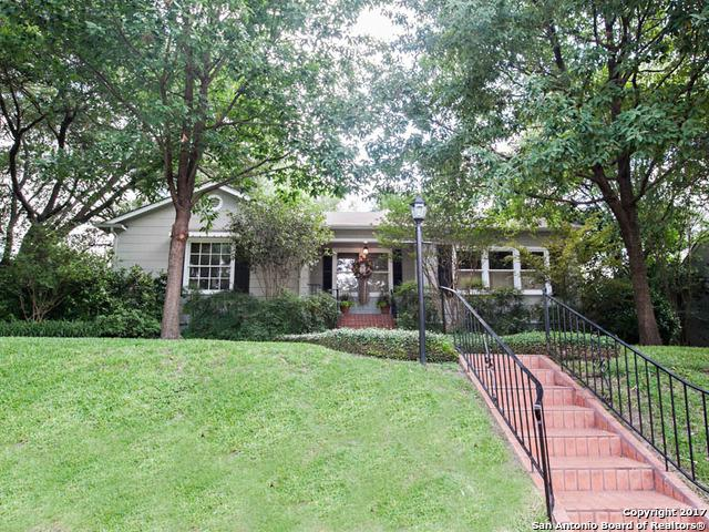 201 E Oakview Pl, San Antonio, TX 78209 (MLS #1249951) :: Exquisite Properties, LLC