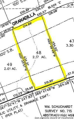 48 Granadilla, Boerne, TX 78006 (MLS #1249954) :: The Graves Group