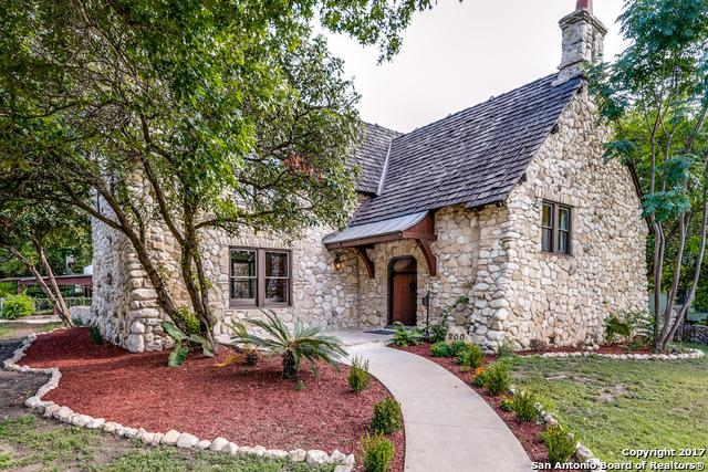 200 W Lullwood Ave, San Antonio, TX 78212 (MLS #1250198) :: Exquisite Properties, LLC