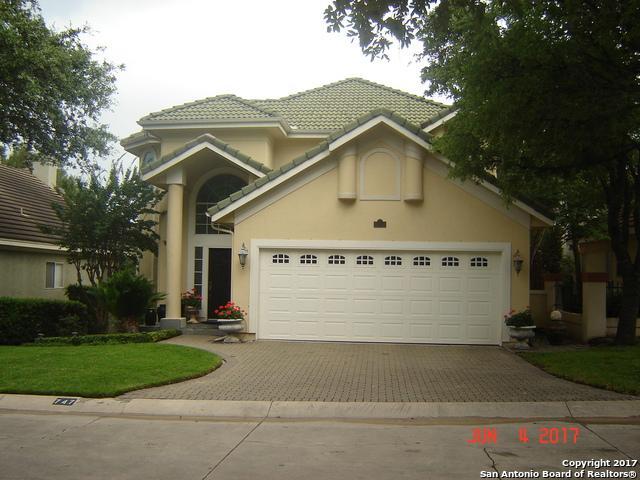 747 Sweetbrush, San Antonio, TX 78258 (MLS #1250374) :: The Castillo Group
