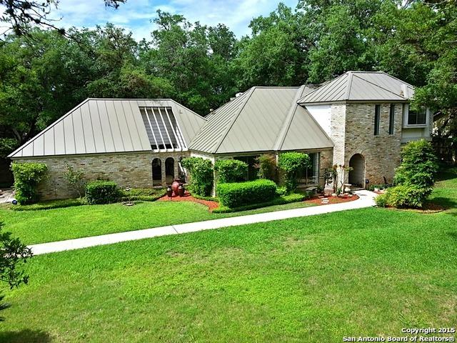 109 Long Bow Rd, Shavano Park, TX 78231 (MLS #1250375) :: Ultimate Real Estate Services