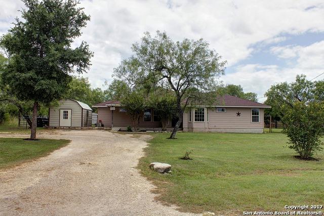 1105 County Road 3822, San Antonio, TX 78253 (MLS #1250477) :: Ultimate Real Estate Services