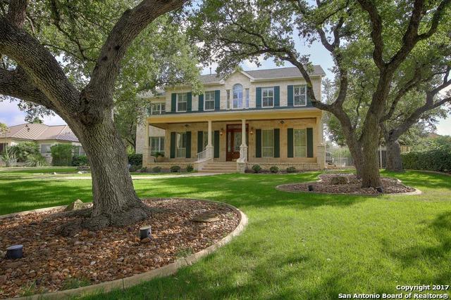 8305 High Cliff Dr, Fair Oaks Ranch, TX 78015 (MLS #1250579) :: The Castillo Group