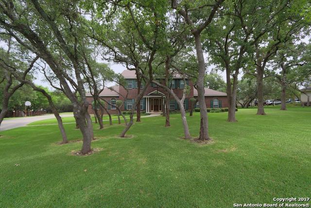 27510 Timberline Dr, San Antonio, TX 78260 (MLS #1250855) :: The Castillo Group