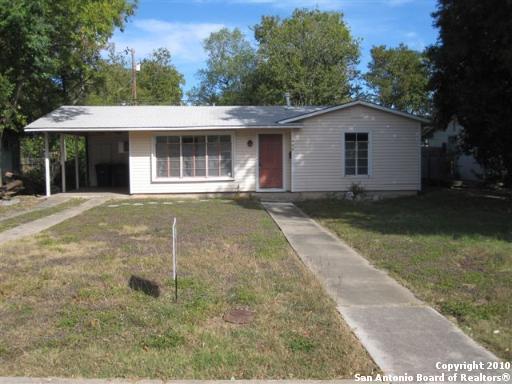 411 Blakeley Dr, San Antonio, TX 78209 (MLS #1250990) :: The Graves Group