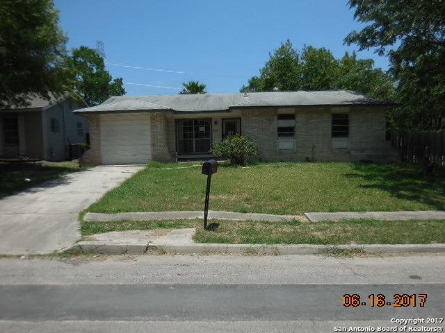4919 Longfellow Blvd, San Antonio, TX 78217 (MLS #1251030) :: Exquisite Properties, LLC