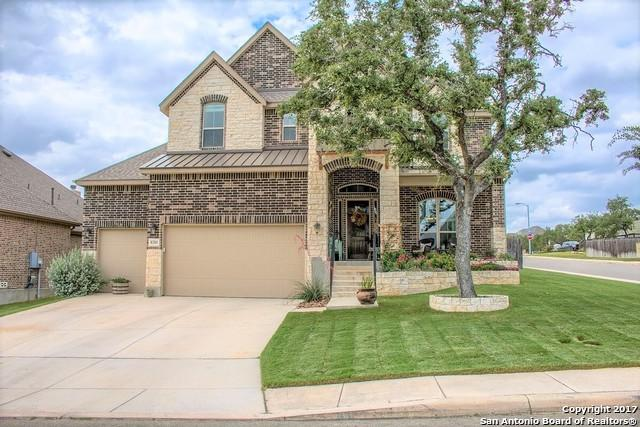 8201 Hyacinth Trce, Boerne, TX 78015 (MLS #1251211) :: The Graves Group