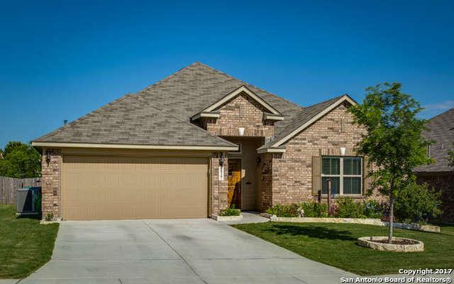 5819 Cypress Dawn, San Antonio, TX 78253 (MLS #1251253) :: The Graves Group