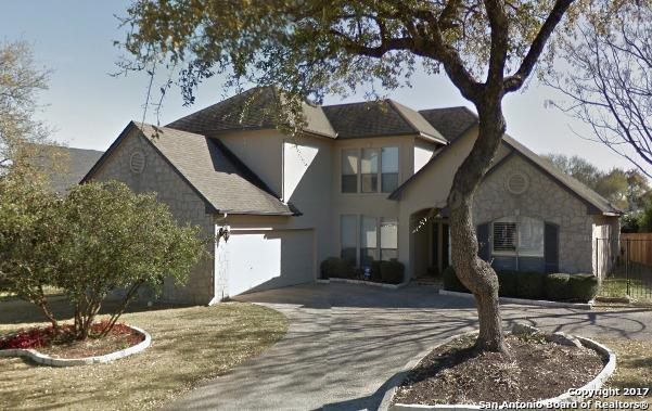 1414 Fawn Crk, San Antonio, TX 78248 (MLS #1251313) :: The Castillo Group