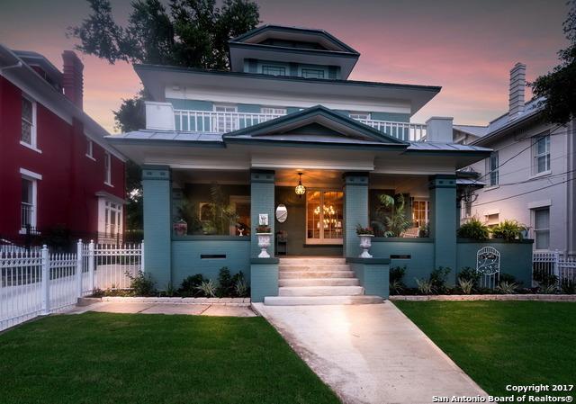 107 W Ashby Pl, San Antonio, TX 78212 (MLS #1251382) :: Exquisite Properties, LLC