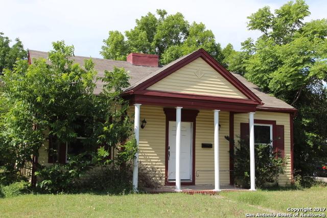 2003 W Mistletoe Ave, San Antonio, TX 78201 (MLS #1251449) :: Exquisite Properties, LLC
