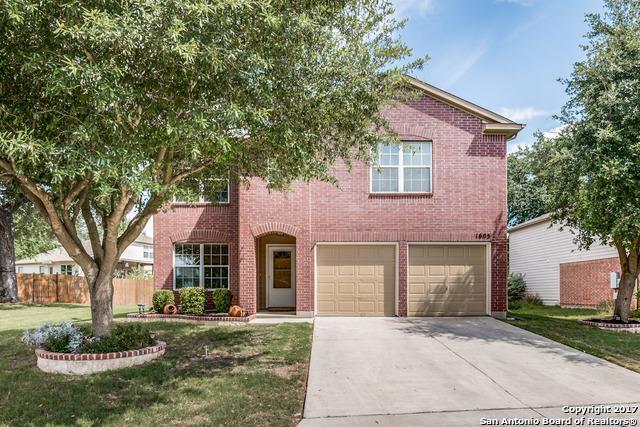 1605 Mountain Brk, Schertz, TX 78154 (MLS #1251470) :: Ultimate Real Estate Services
