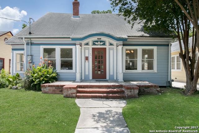 418 E Myrtle St, San Antonio, TX 78212 (MLS #1251587) :: Exquisite Properties, LLC