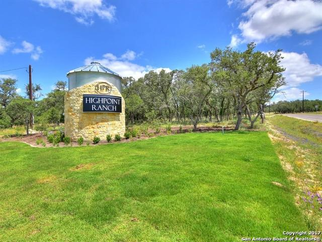 27 High Point Ranch Lot 27, Aka 27 Coleman Spgs Rd, Boerne, TX 78006 (MLS #1251593) :: Ultimate Real Estate Services