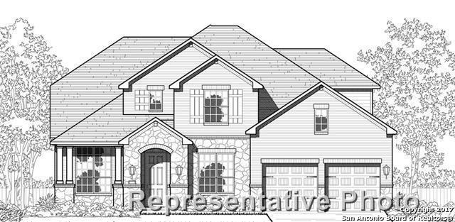 3778 Chicory Bend, Bulverde, TX 78163 (MLS #1252203) :: Neal & Neal Team