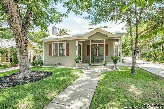 125 Normandy Ave, Alamo Heights, TX 78209 (MLS #1252364) :: Neal & Neal Team