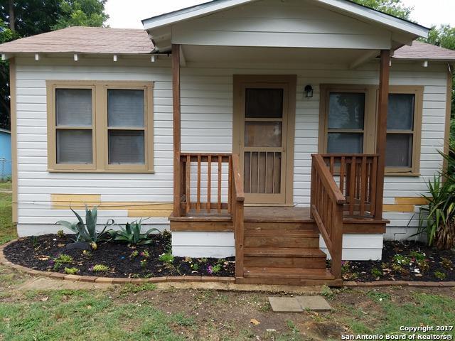 116 Hilary Rd, San Antonio, TX 78210 (MLS #1252680) :: Neal & Neal Team