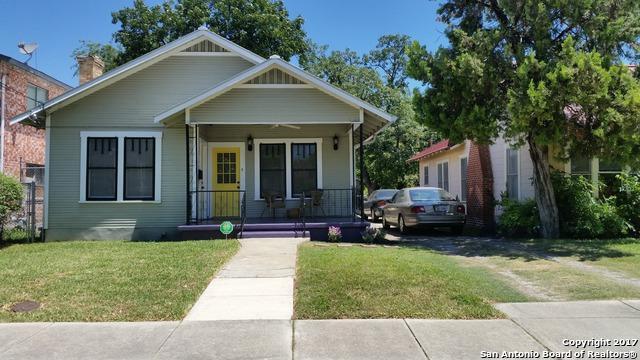 511 E Courtland Pl, San Antonio, TX 78212 (MLS #1254956) :: Exquisite Properties, LLC