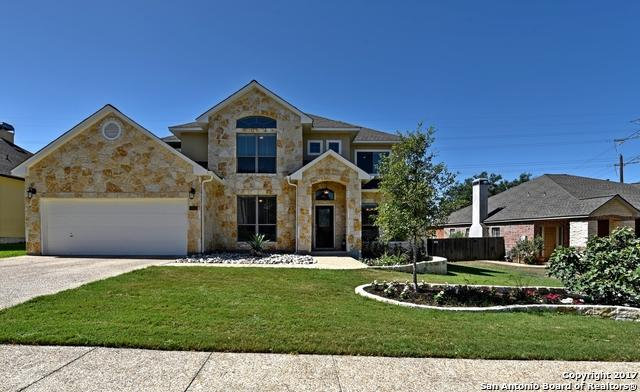 1214 Wooded Knl, San Antonio, TX 78258 (MLS #1255549) :: The Graves Group