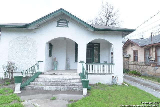 614 Barbe St, San Antonio, TX 78210 (MLS #1255807) :: The Castillo Group