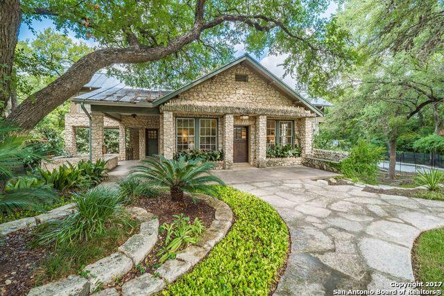 601 Castano Ave, Alamo Heights, TX 78209 (MLS #1256715) :: The Graves Group