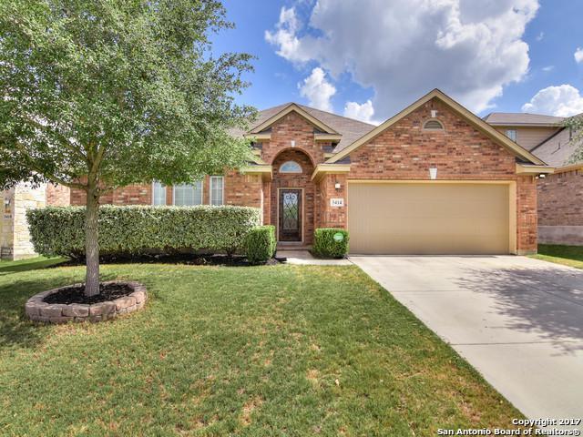 5414 Ginger Rise, San Antonio, TX 78253 (MLS #1256832) :: The Graves Group