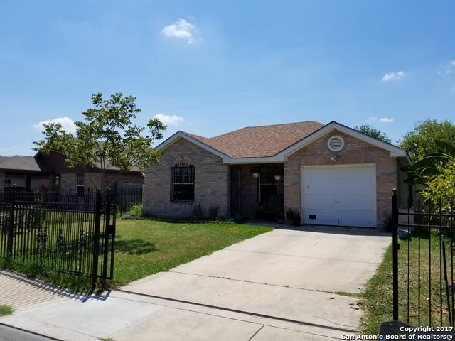 9233 Balboa Port Dr, San Antonio, TX 78242 (MLS #1256887) :: Exquisite Properties, LLC