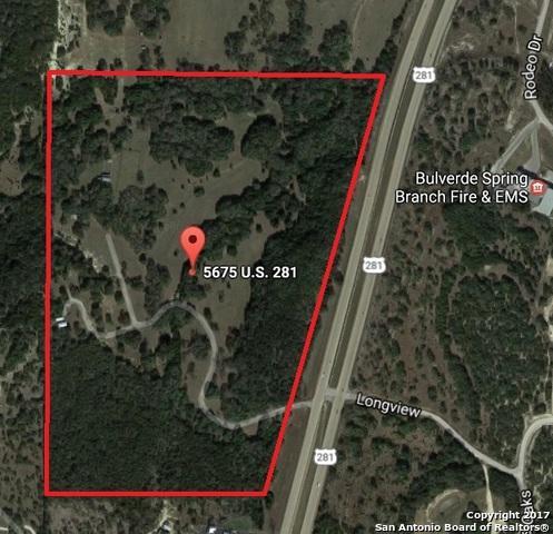 5675 Us Highway 281 N, Bulverde, TX 78070 (MLS #1256930) :: Ultimate Real Estate Services