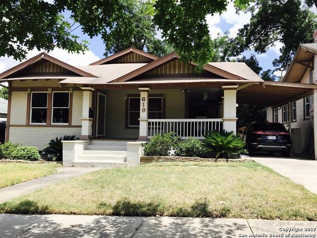 619 W Mistletoe Ave, San Antonio, TX 78212 (MLS #1257248) :: Exquisite Properties, LLC